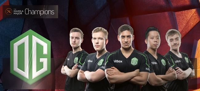 OG Siap Memenangkan The International 2016