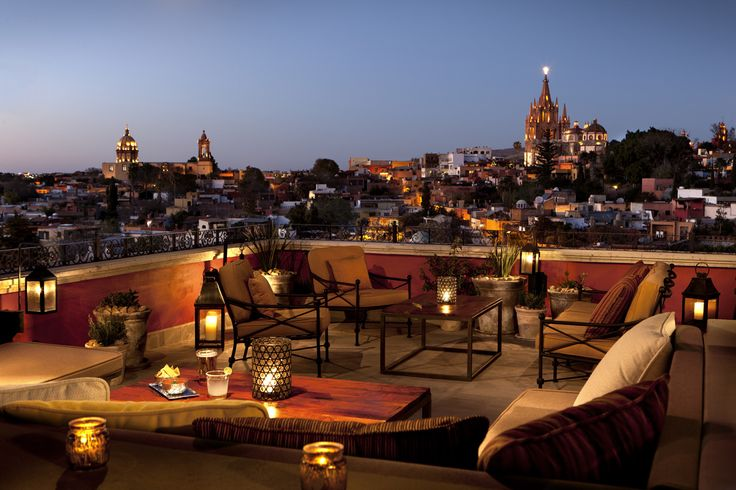 The 25 Most Breathtaking Rooftops You Will Want To Hang Out On Forever