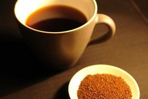 How to Turn Ground #Coffee Beans Into #InstantCoffee Powder