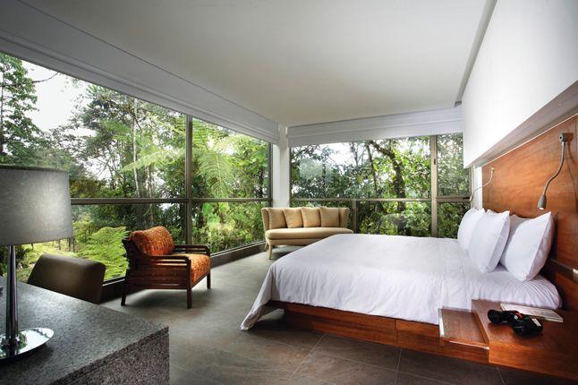 Top jungle hotels (Condé Nast Traveller)