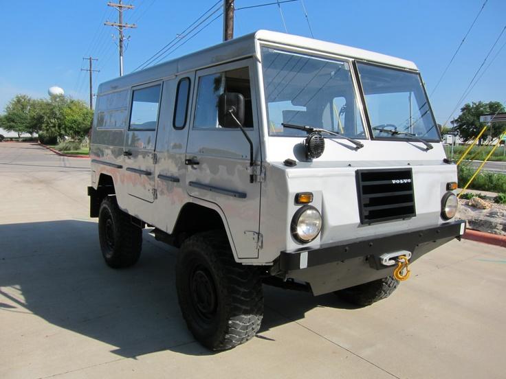 '74 volvo c 303