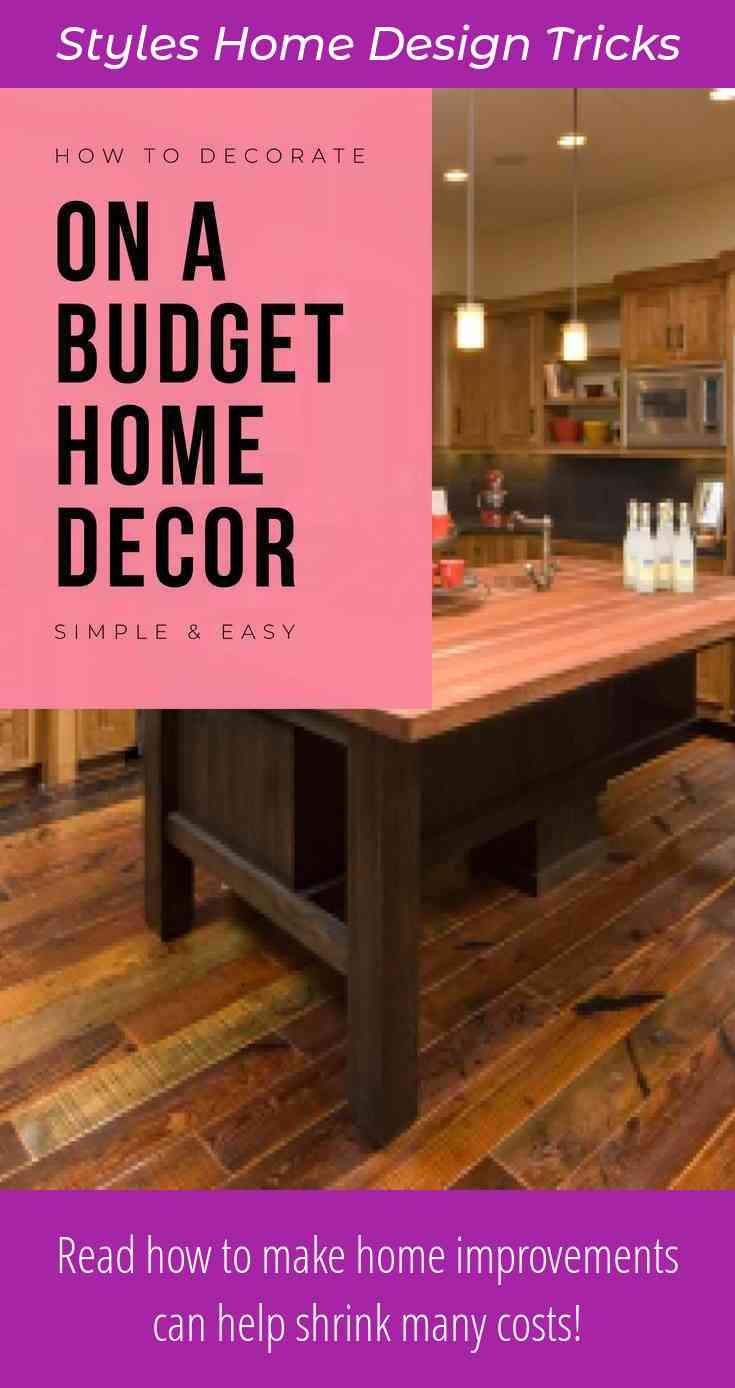 Interior Design Made Simple With These Easy Steps Home Improvement Cheap Home Decor Home Decor