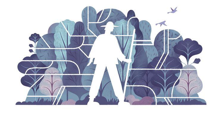 Editorial illustration, Various topics