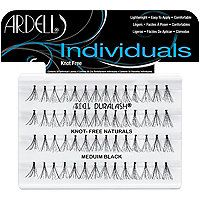 Ardell - Individuals Medium Black Lashes in  #ultabeauty purchase in medium, short and long for natural look!