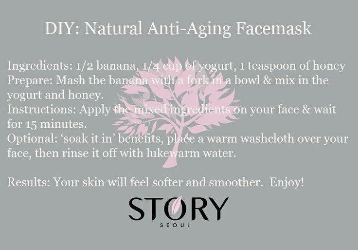 Anti-Aging Facemask