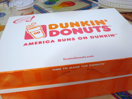 Dunkin' Donuts is set to open 16 new donut stores in the Houston area in the next few years, giving Shipley's a run for their money.  With 4 million people living in Houston, there's room for both, I think!  Mmmm, donuts...