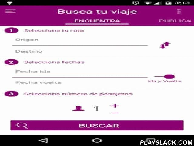 Compartir Mesa Tren Ave Alvia  Android App - playslack.com ,  Comparte Mesa Tren para Renfe es la aplicación perfecta para viajar en tren por menos dinero. FÁCIL, RÁPIDA Y SEGURA.Usar Comparte Mesa Tren para Renfe es muy sencillo, sólo tienes que decir cuándo y a dónde quieres viajar. ENCUENTRA TU VIAJEAhora puedes encontrar tu viaje muy fácilmente. Introduce los datos de tu viaje y en unos pocos segundos tendrás toda una lista de opciones para viajar. Podrás elegir entre mesas disponibles…