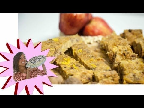 Tressian - Torta Veneta con farina di Mais, Mele e Frutta Secca - YouTube