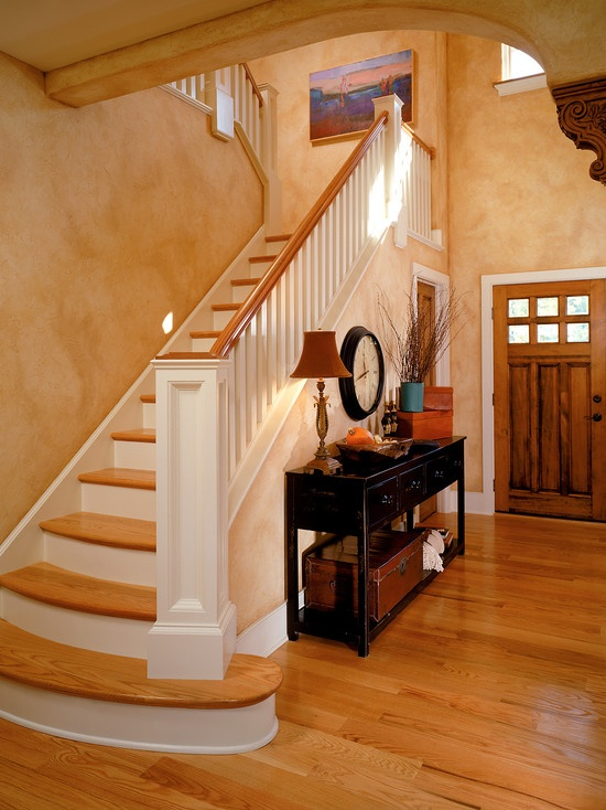 Foyer With No Stairs : Best entryway stairs images on pinterest