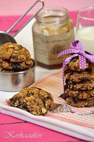 Úgy érzem most már jöhetnek az egészségesebb sütik, kekszek, amit vihetünk magunkkal a munkába és bármikor bekaphatunk belőle egyet-kettőt. ...
