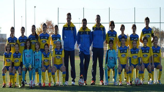 Empate del Primera División Extremeña Femenina. Resumen de la jornada número 12 de los equipos Femeninos del Don Benito Balompié A.D.