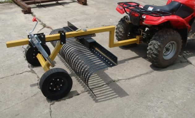 J Bar ATV attachments