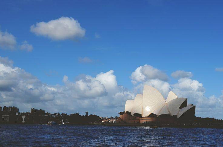 Sydney Opera House Travel
