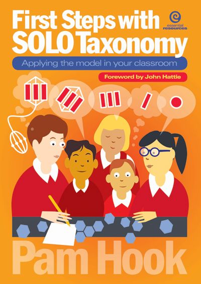 First Steps with SOLO Taxonomy Cover