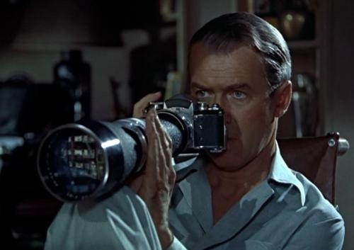 a review of alfred hitchcocks rear window That film is alfred hitchcock craving the same sense of being on his side that rear window (1954) and the i was hoovering up hitchcocks from their tv.