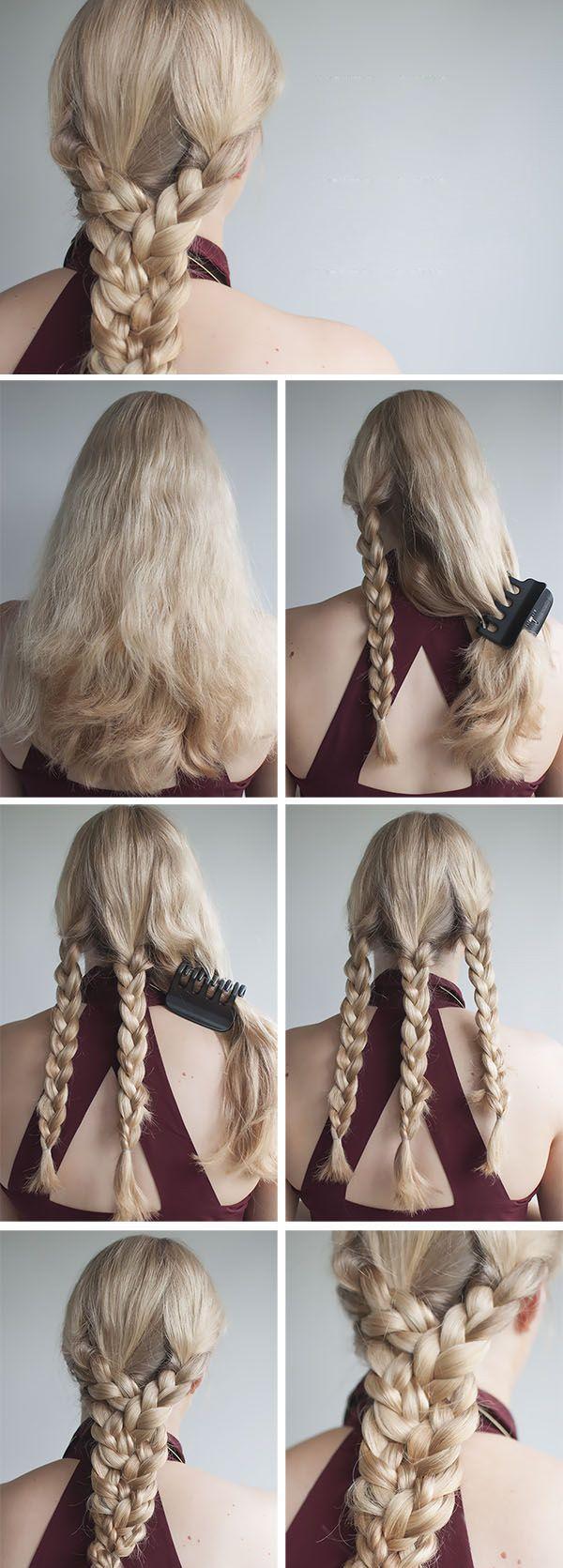 scandinavian hairstyle