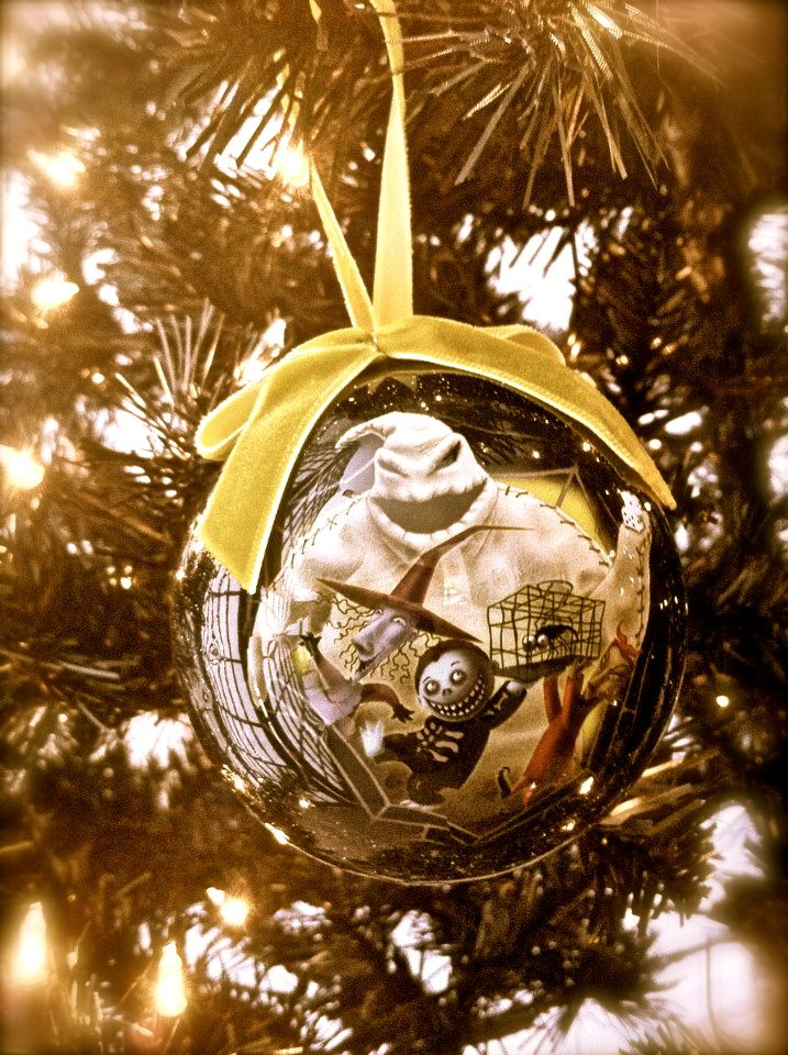 116 best Nightmare Before Christmas Tree images on Pinterest - the nightmare before christmas decorations