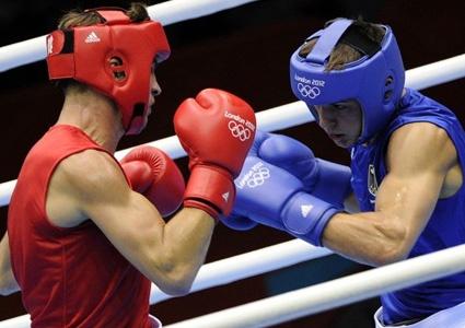 Olimpiadi Londra 2012 Pugilato: Vincenzo Mangiacapre
