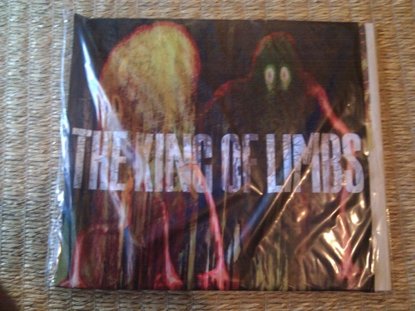 The King of Limbs - LP pack
