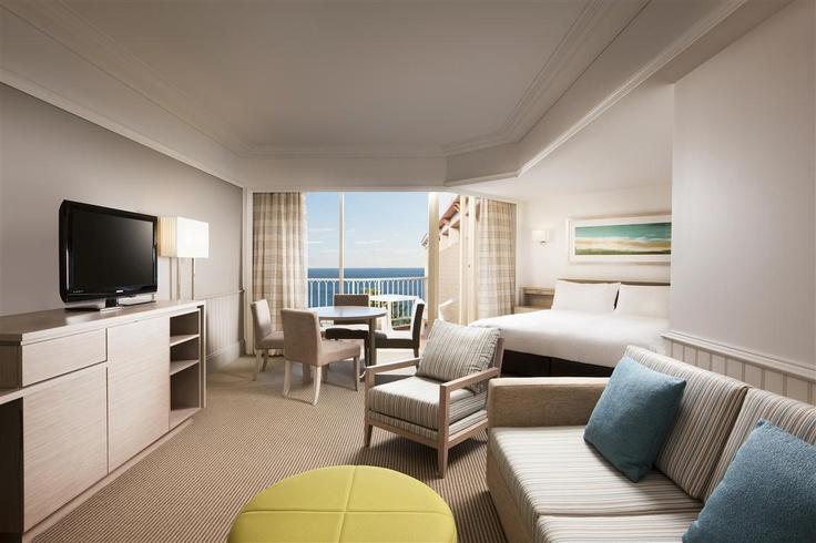 Junior Suite - Crowne Plaza Terrigal