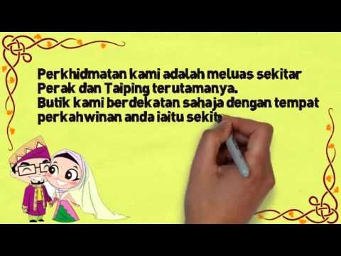 http://butik-pengantin-taiping.pelamin.com.my adalah laman web butik pengantin Taiping, Perak. Jika anda sedang mencari khidmat perkahwinan di sekitar Perak layarilah kami di sini. Hari kebahagian anda adalah matlamat kami.