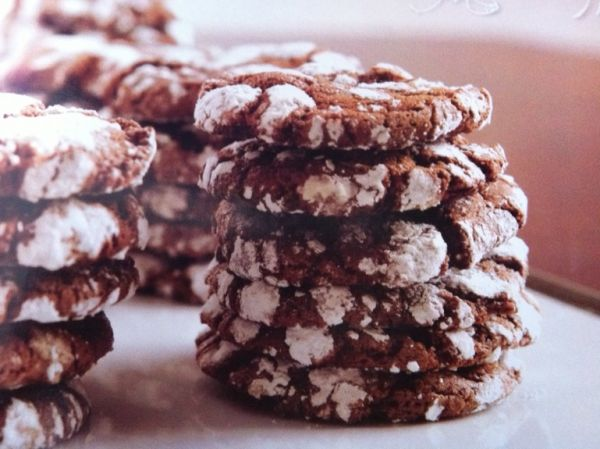 cookies mexican mocha crinkle cookies 1 mexican mocha crinkle cookies ...