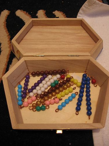 DIY bead bars