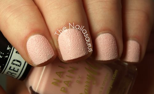 Barry M Textured Nail Effects: Kingsland Road