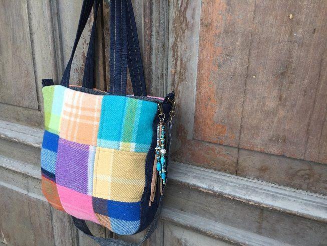Australian wool bag / ladies hand bag / medium tote / Bohemian hand bag / Summer bag / ladies shoulder bag / gypsy bag / hippie bag / purse by BelaCiganaBags on Etsy