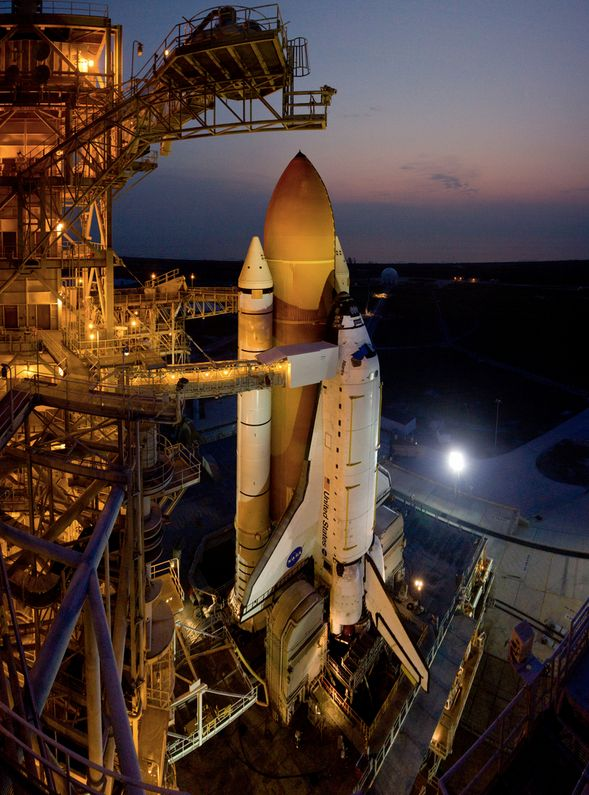 Jim Wise KSC Space Shuttle |