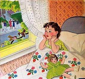 Ilustração de meados do século XX, sem indicação de autor.