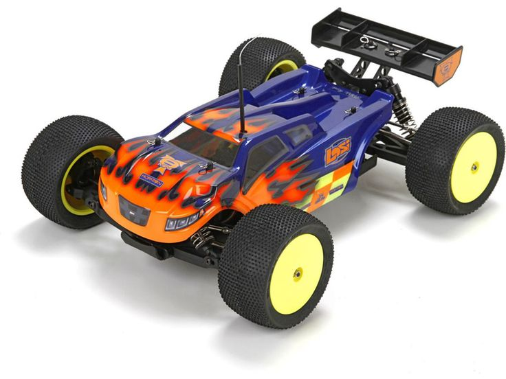 Losi Mini 8IGHT-T 4WD Brushless Truggy AVC Model RTR Phend 1:14 http://germanrc.pl/pl/c/Samochody-Losi/335
