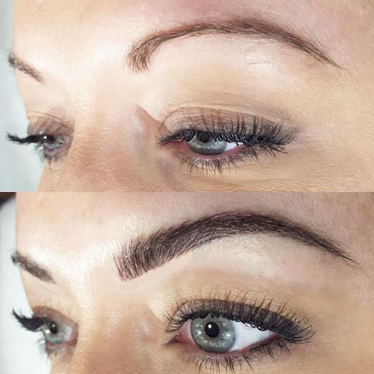 microblading eyebrows | Microblading Eyebrows Aftercare Related Keywords ...