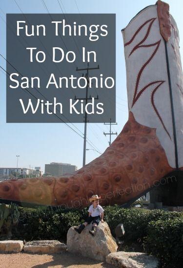 Cheap San Antonio Activities for children.