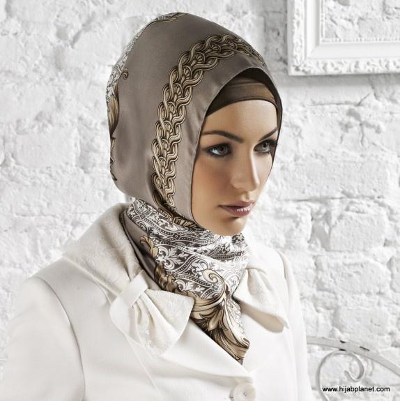 Hijab Style- Turkish style
