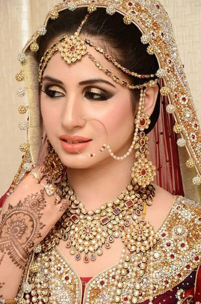 bridal matha pati collection 2014-15