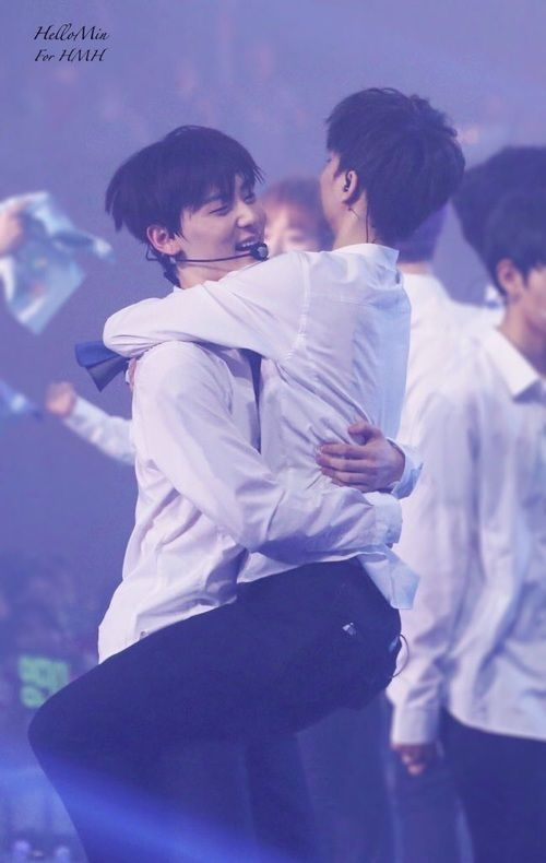 Image about minhyun in seonho by cherryyoocb on We Heart It