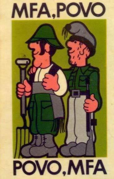 Portugal. O Processo Revolucionário em Curso_ referido como Período Revolucionário em Curso como PREC designa