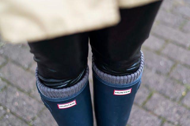 NEW POST.!!  #rainyday   #lookbook   #hunter   #umbrella   #womensfashion