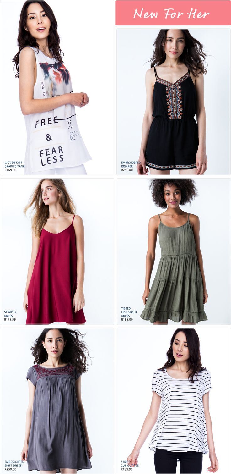 Visit Pick n Pay Clothing Now! http://www.picknpay.co.za/clothing-new-for-her