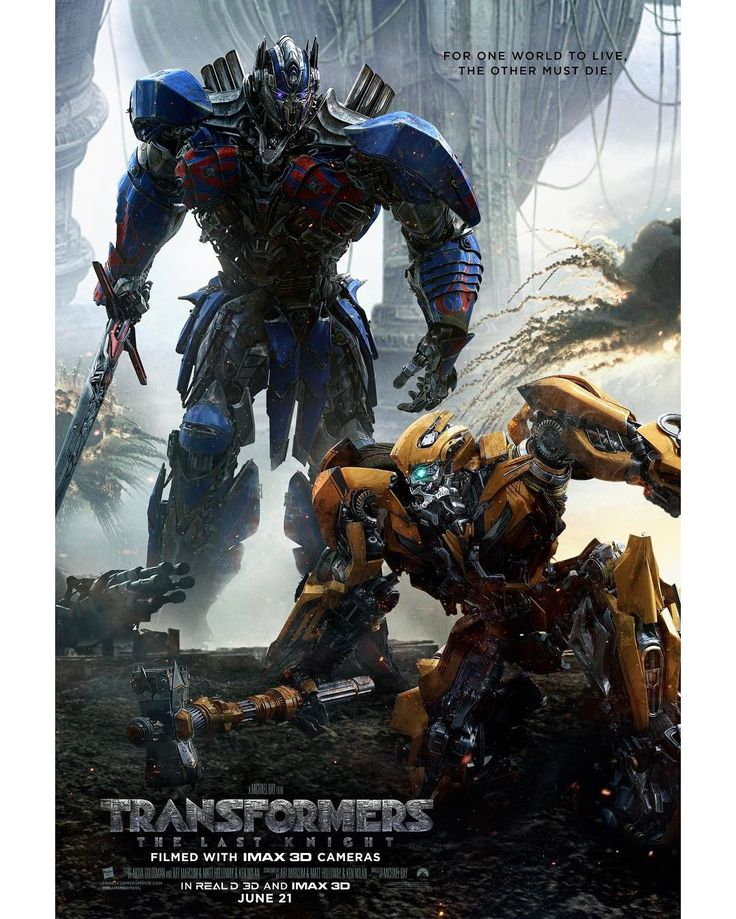 """""""For one world to live, the other must die."""" See more of #Transformers during the #MTVAwards this Sunday."""