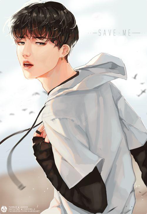 #BTS #Art #Jimin #Save Me