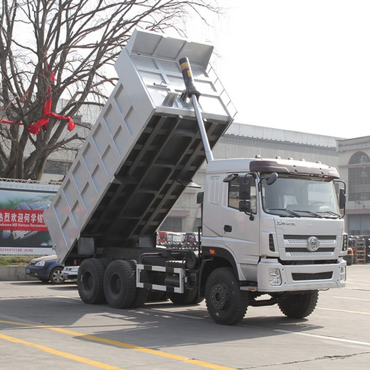 6x4 Diesel 340hp 16 Cubic Meter 30 Ton Load Capacity 10 Wheeler Dump Truck Dimensions