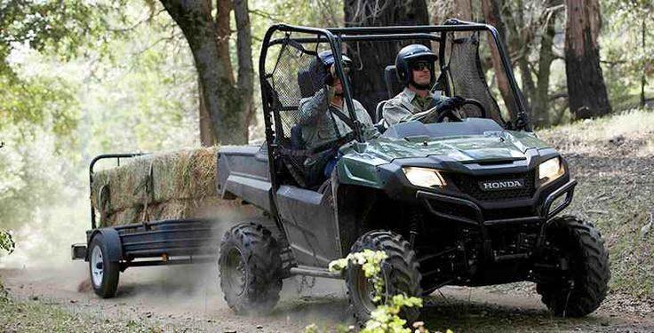 "New 2016 Honda Pioneerâ""¢ 700 ATVs For Sale in Connecticut."