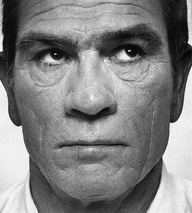 Tommy Lee Jones - I like him in every movie I've seen him in.