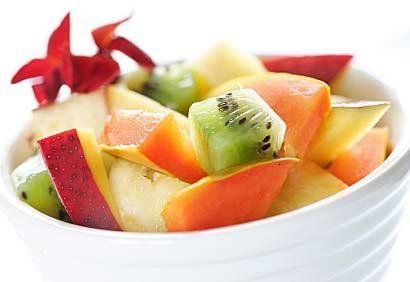 Salade de fruits tropicaux