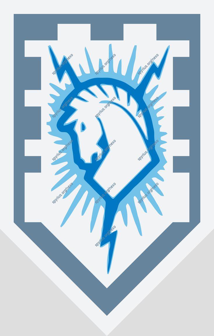 LEGO NEXO Knights Power - Lance - Thunder Blaze | spyrius.org