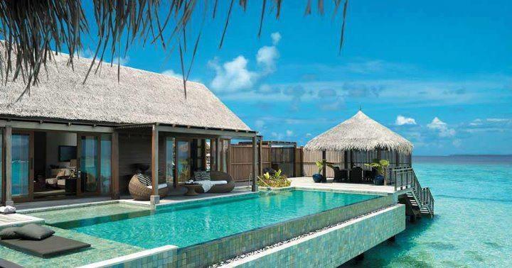 Shangri-La's Villingili Resort and Spa MaldivesResorts Spa, Dreams Home, Beach House, Shangrila, Dreams House, Shangri La, Best Quality, Places, Borabora