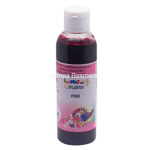 Colorant alimentar pentru aerograf Lumea Basmelor pink decorațiuni pentru…