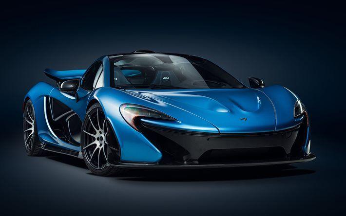 McLaren P1 LM, 2017 cars, 4K, hyper cars, McLaren